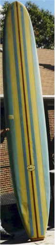 Greg Noll Surfboards from the LI Surfing Museum