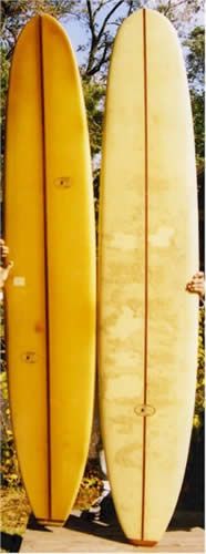 Bob Hawkins Hawk Surfboards Made on Long Island